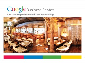 Google 360 for business photos services